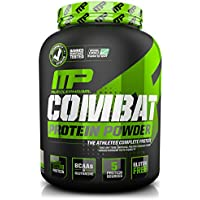 MusclePharm Combat 4-Pound Protein Powder (Cookies 'N' Cream)