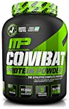 MusclePharm Combat Powder Advanced Time Release Protein, Cookies 'N' Cream, 4 Pound