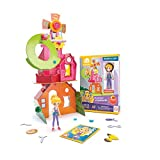 GoldieBlox - Goldie's Crankin' Clubhouse - Improve Spatial Skills and Confidence in Problem Solving While Having Fun! - Great Gift for Young Girls - Includes Over 30 Pieces - For Ages 6 and Up by GoldieBlox
