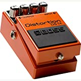 BOSS DS-1X Distortion Pedal with PigHog PP9V Pig