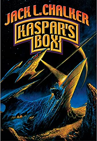 book cover of Kaspar\'s Box