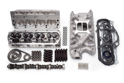 Edelbrock EDL2027 Power Package Top End Kit for Ford