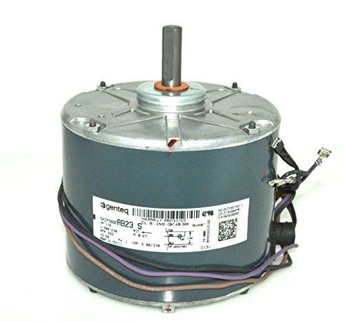 Trane Condenser Fan Motor 200-230v 1/8 HP MOT10514 -  Trane GE Genteq, MOT12215