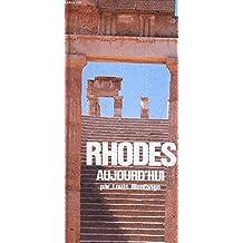 Rhodes aujourd'hui