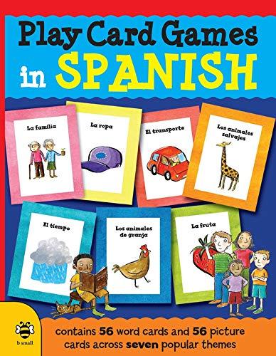 Play Card Games in Spanish por Marie-Therese Bougard,Stu McLellan