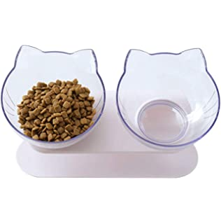 Me To You © Ceramic Cat Feeding Bowl 13cm Elegant Shape Pet Supplies Dishes, Feeders & Fountains