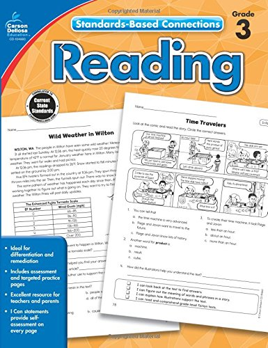 Download Reading, Grade 3 (Standards-Based Connections) pdf