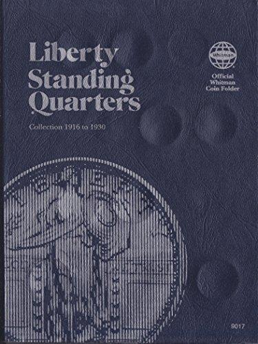 Whitman Standing Liberty Quarter Folder (1916-1930) #9017