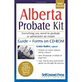 Probate Kit for Alberta: Everything you need to probate an estate