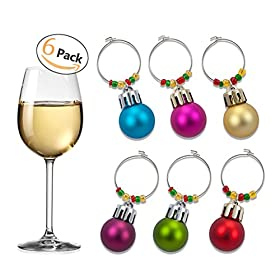 Zolee Wine Glass Charms