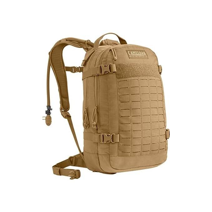 CAMELBAK Hawg Militar Mochila, Unisex, marrón, Talla única