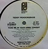 TEDDY PENDERGRASS TAKE ME IN YOUR ARMS TONIGHT vinyl record