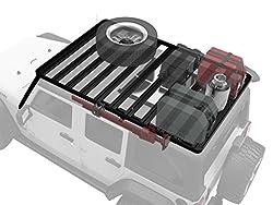 Jeep Wrangler JKU 5 Door Unlimited Roof Rack / Full Size Aluminum Off Road  Slimline ...