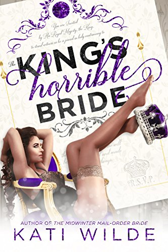 The King's Horrible Bride cover