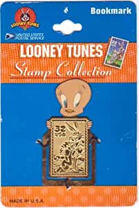 Looney Tunes Bookmark Stamp Collection.
