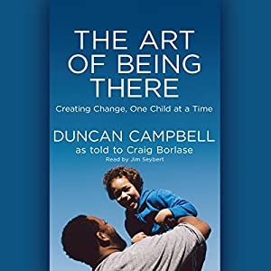 The Art of Being There Audiobook