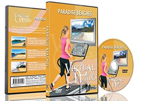Virtual Walks - Paradise Beaches for indoor walking, treadmill and cycling - Clothing Cycling Philippines