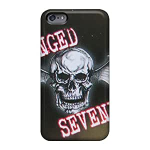 DannyLCHEUNG Iphone 6 Excellent Hard Cell-phone Case Custom Nice Avenged Sevenfold Skin [DBi2883ULqW]