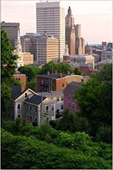 Book Providence Rhode Island Journal: 150 page lined notebook/diary