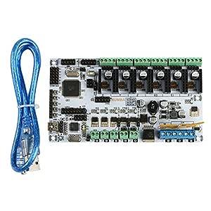 Impresora 3D Accesorios Rumba Tablero de Control Principal Placa ...