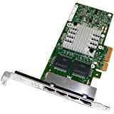 Intel E1G44HT I340-T4 4 port PCIe Ethernet Server Adapter