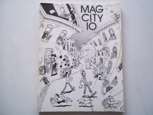 Mag City 10 (1980) (Literary and Poetry Journal)