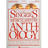 The Singer's Musical Theatre Anthology - Volume 1: Soprano Accompaniment CDs