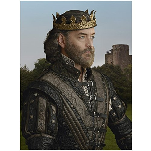Starship Troopers Weapon (Galavant Timothy Omundson As King Richard Side Profile By Castle 8 x 10 Inch Photo)