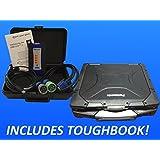 Nexiq USB Link 2 with CF30 Panasonic Toughbook by Diesel Laptops