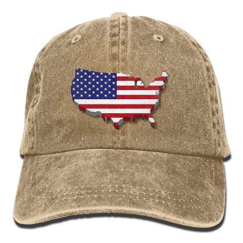 Cowgirl Cap Women Sport Cowboy Denim for Us Men DEFFWB Hat Flag Hats Skull XwRA0wZpq