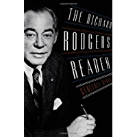 The Richard Rodgers Reader (Readers on American Musicians) book cover