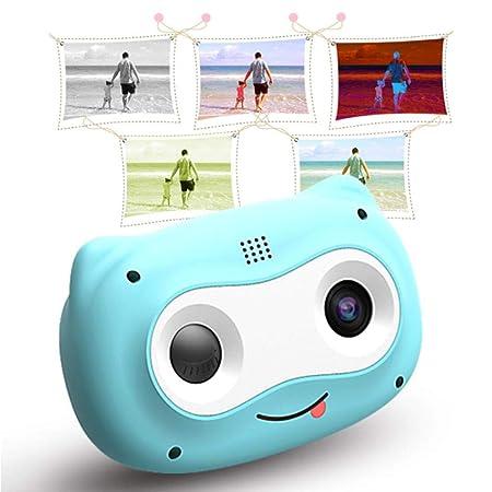 Makluce Kids Camera Toy - Cámara de Video de Dibujos ...