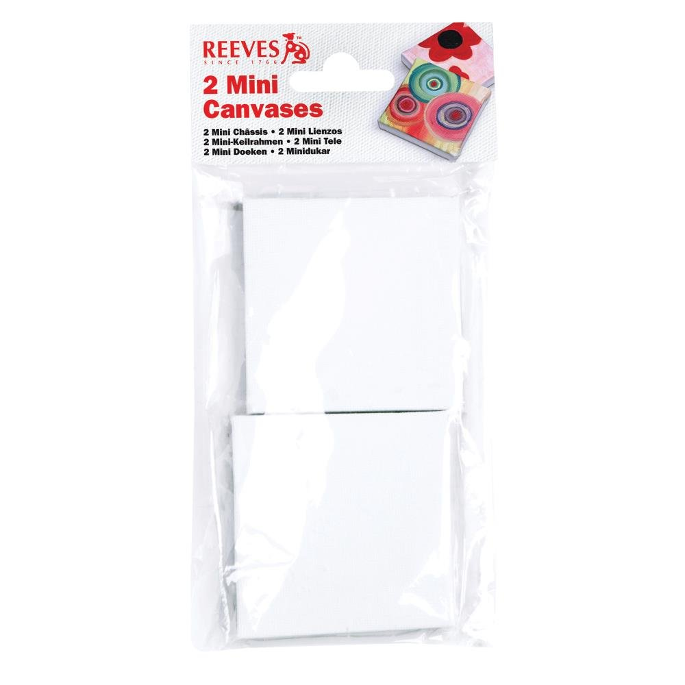 Reeves Mini Canvas, 4-Pack 8640937
