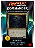 Magic the Gathering Commander 2016 Deck - Breed Lethality (GWUB)