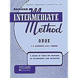 Rubank Intermediate Method - Oboe (Rubank Educational Library No. 89)