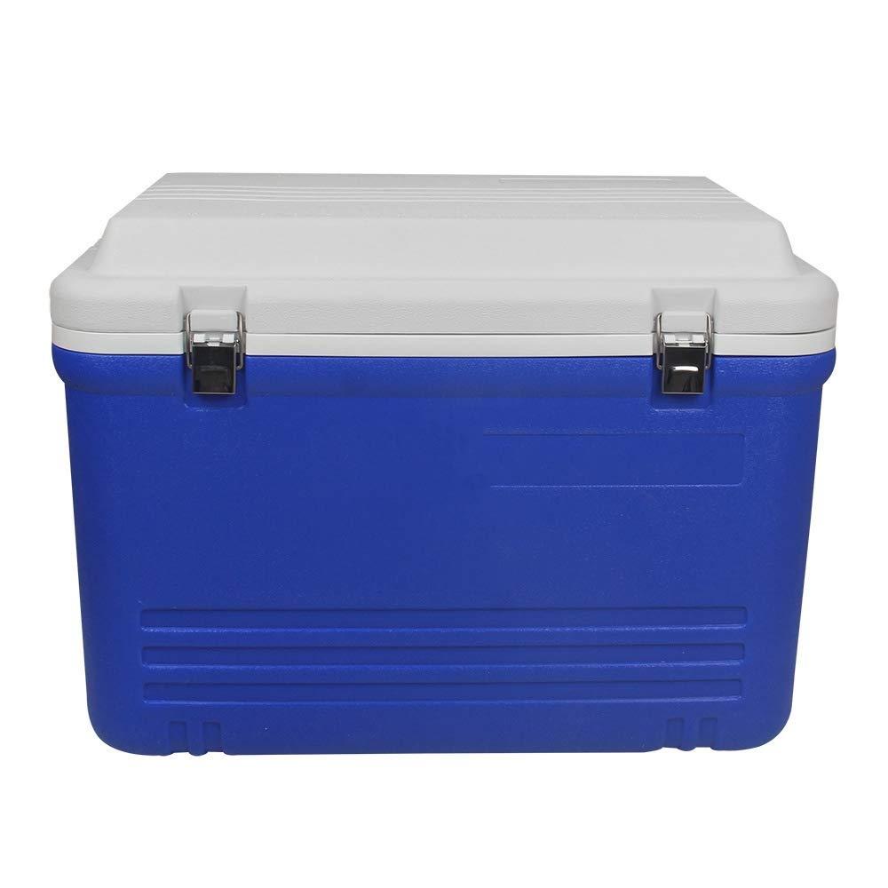 Ambiguity Kühlboxen,62L Isolierbox Kühlschrank Outdoor Reisen Grillen Sampling Box