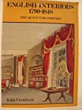 quest for comfort - English Interiors 1790-1848: The Quest for Comfort