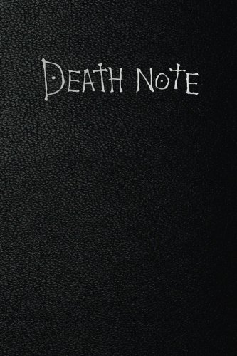Death Note Notebook / Journal Paperback – January 7, 2018
