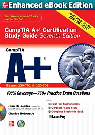 Best CompTIA Study Guides Along with Real Question Bank