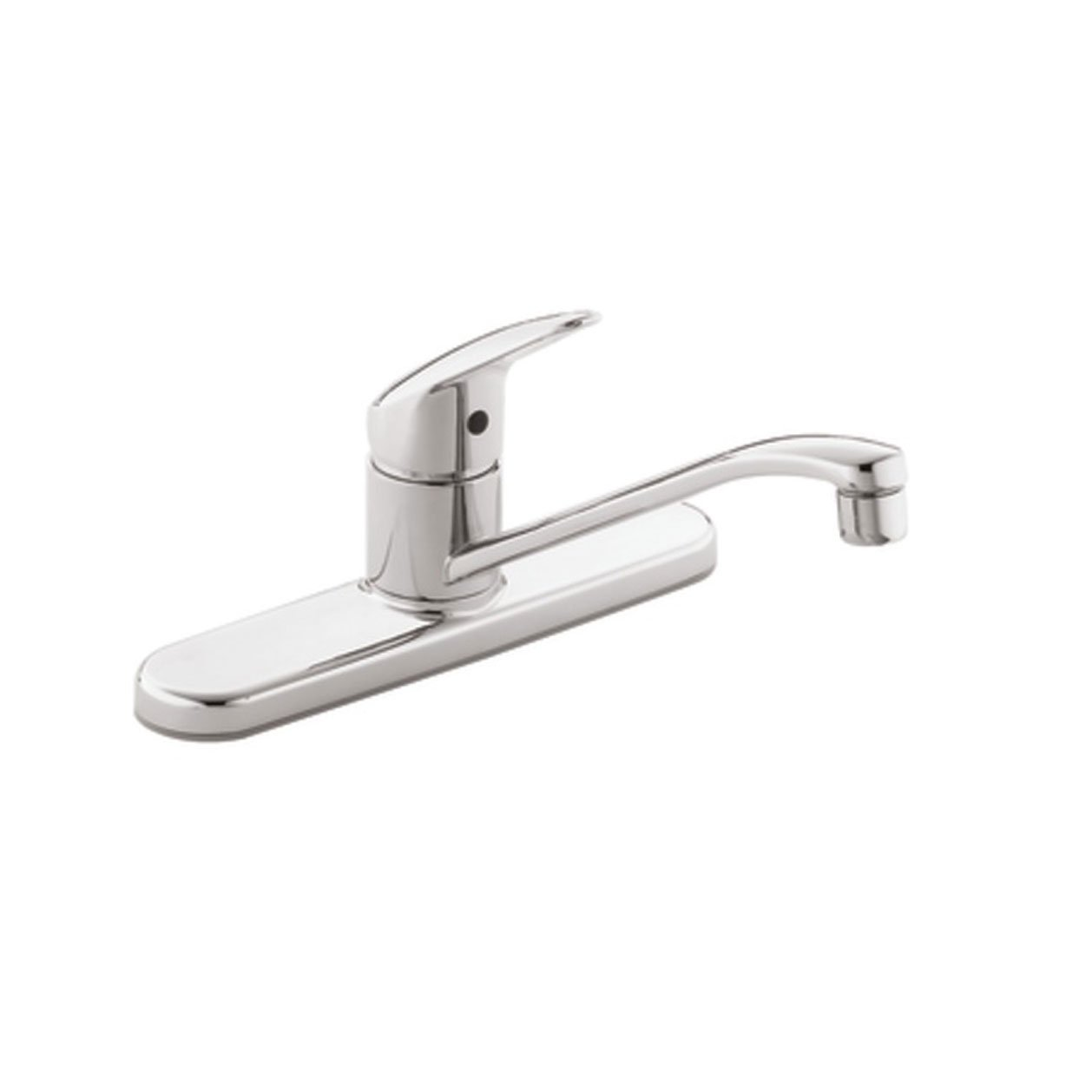 Cleveland Faucets CA40511 Cornerstone Single-Handle Kitchen Faucet, Chrome