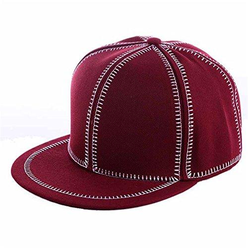 Miki Da 9 Fashion Styles Solid Colors Mens Snapback Hats Famous Black Hip Hop Man Snapbacks Cap Cor Adults CR