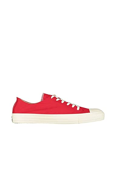 2ecce0533b59 Converse Unisex Chuck Taylor Sawyer Ox Casino Egret 147055C 10 Men US 12  Women US Casino red  Buy Online at Low Prices in India - Amazon.in
