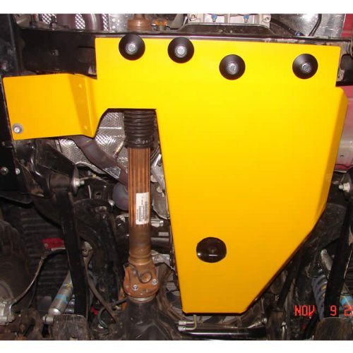 Jeep Transmission Skid Plate - 5