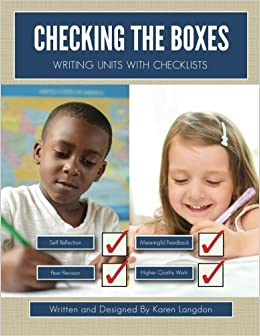 Checking the Boxes: Writing Units With Checklists
