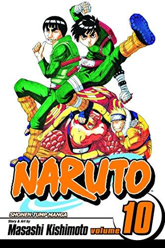 Naruto, Vol. 10: A Splendid Ninja [Masashi Kishimoto] (Tapa Blanda)