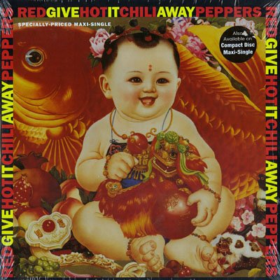 Give It Away [Vinyl] by Warner Bros / Wea