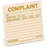Knock Knock Sticky Notes, Complaint