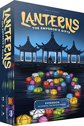 Lanterns: The Emperor's Gifts Expansion Board Game  Renegade