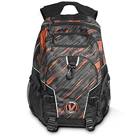 Amazon.com: Virtue Wildcard Backpack with Padded Laptop/Notebook Compartment - Fits up to 15.4 Inch Laptop - Red: Computers & Accessories