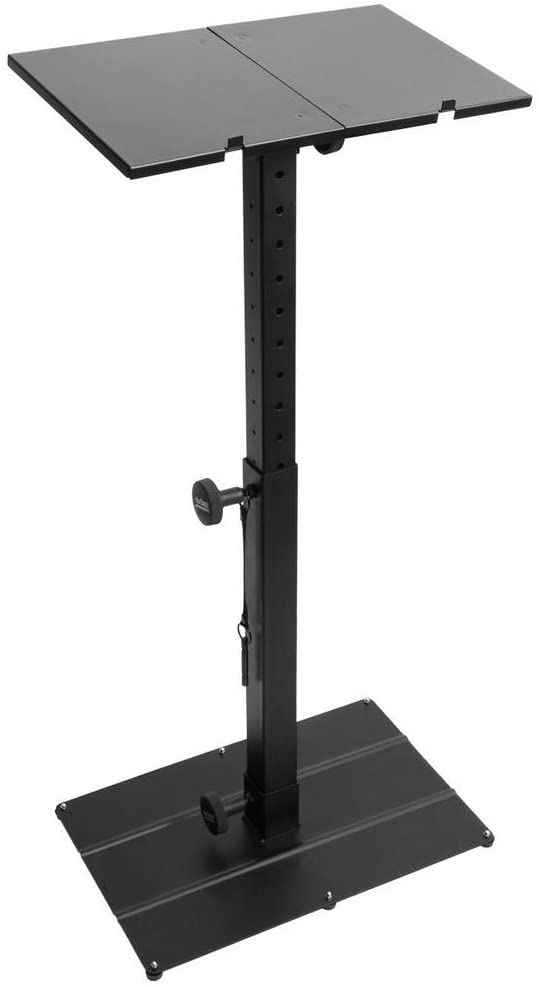 On-Stage KS6150 Compact MIDI/Synth Utility Stand